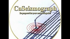 Earthquake Stream Live 24/7 Ca Seismograph