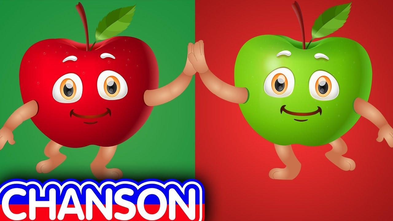 Pomme Pomme Pomme Chuchu Tv Comptines Et Chansons Pour Enfants