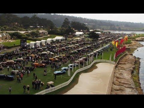 Pebble Beach Concours d' Elegance 2019: Classic Restos - Series 39