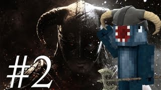 Let's Play Skyrim - Sven The Chicken [2]