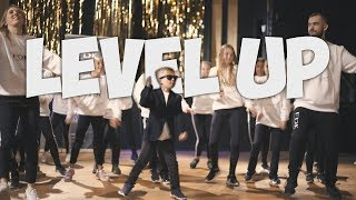 FUERZA DANCE KIDS | Level Up | Ciara Video