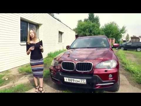 БМВ/BMW Х5, Е70. Купил за 950, вложил 200 т.р. за 2 мес. Лиса Рулит.