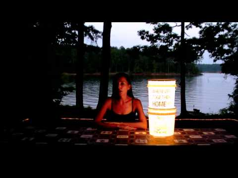 All About Camping Bucket Lights