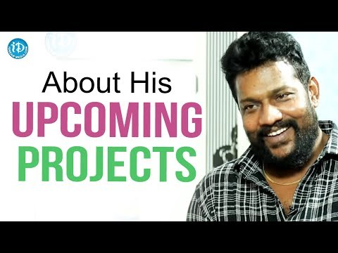 Prabhakar About His Upcoming Projects    Talking Movies With iDream