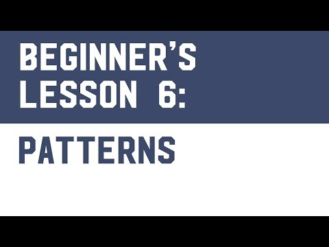 Bitcoin Trading (Free Course) Lesson 6: Patterns