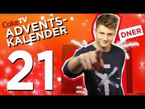CokeTV Adventskalender: Türchen 21 mit Dner | #CokeTVMoment