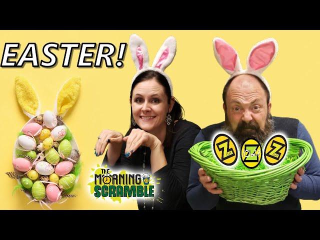 The World's Hardest Easter Egg Hunt!