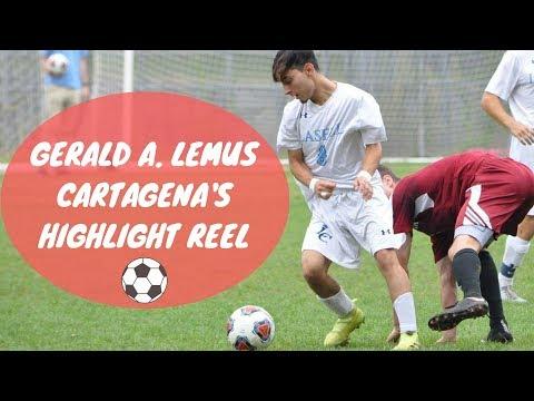 Gerald A. Lemus Cartagena's Highlight Reel