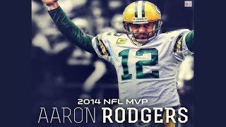 Aaron Rodgers | 2014 Most Valuable Player |