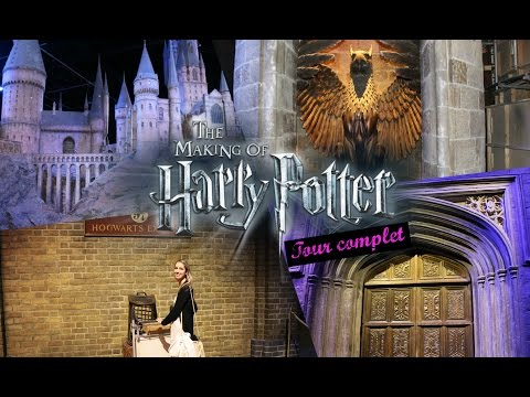 Harry Potter Studios - London  | Tour complet