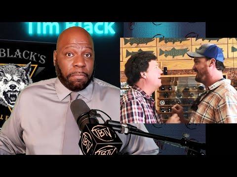 Tucker Gets Confronted, Don Lemon DEFENDS Tucker | Tim Black