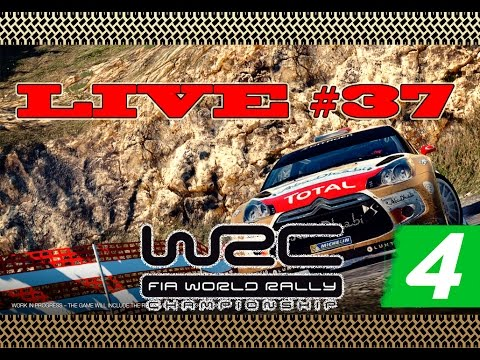 Live #37: WRC 4: FIA World Rally Championship (PC)