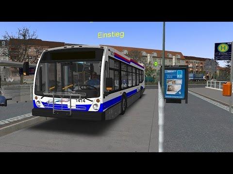 OMSI 2 - Neustedt V3 run with Brampton Transit #1414