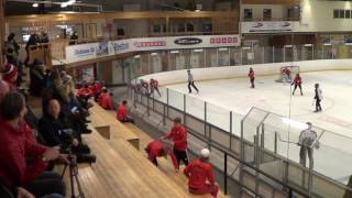 Haninge Anchors vs Tyresö Hanviken team 04 Match 16/17 Season  II period 2016 11 16