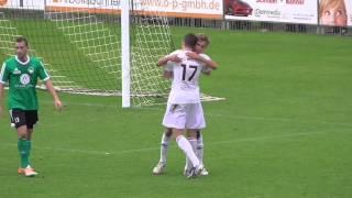 4. Spieltag: 1. FC Bocholt - VdS 1920 Nievenheim 8:0 (4:0)