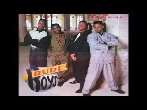 Rude Boys - Written All Over Your Face (Radio Version) HQ