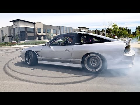 RB25 Powered S13 240sx From Drift Missile to Street Slayer