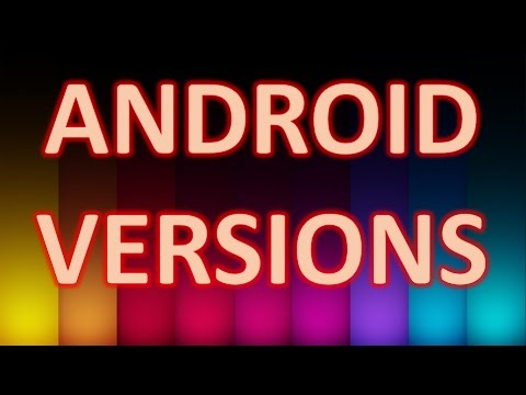 Android Version History - Different Versions in Android OS