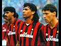 GULLIT + BASTEN Vs Lazio (1992) - Greatests