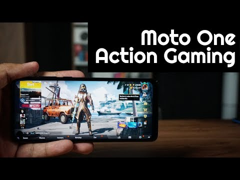 Motorola Moto One Action Gaming Review, PUBG Mobile Performance, HDR And Smooth + Extreme, Heating