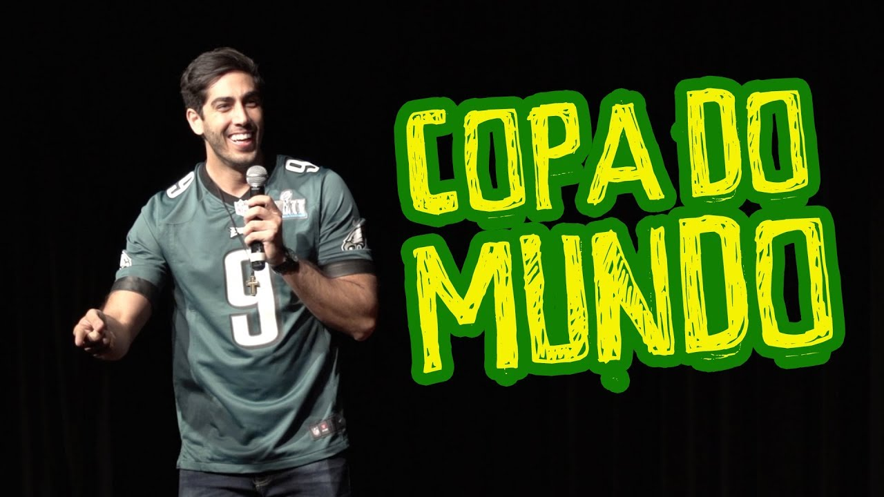 STAND UP - Copa do Mundo (Jonathan Nemer)