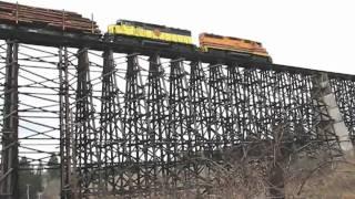 Big Train Bridge