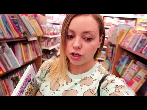 Buying Books, Art Supplies & MORE!