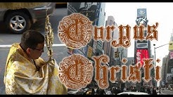 Corpus Christi Procession in Manhattan, New York City