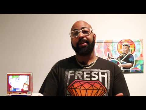 Artist Carl Joe Williams // State of the Art: Discovering American Art Now