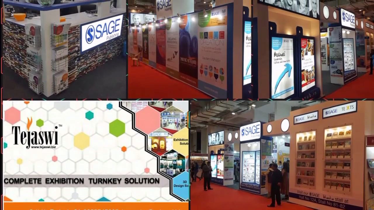 Stall Layout For Exhibition : Best exhibition stand designer exhibition stall design in delhi