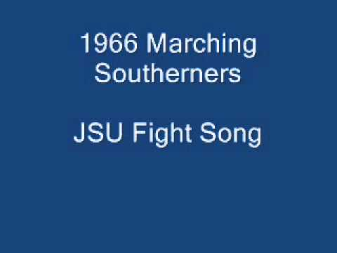 Marching Southerners 1966 - 12 JSU Fight Song