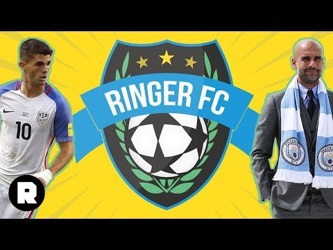 Kyle Martino on His Run for U.S. Soccer President  Ringer FC Ep. 24  The Ringer