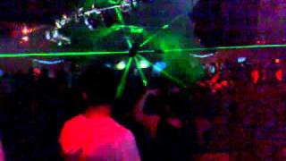 RED ZONE opening party 18/9/2010 *****L play JWL