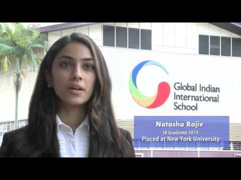 IB Graduates on University Placements | Global Indian International School (GIIS)