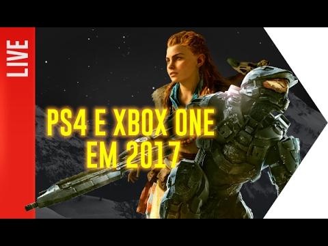 2017 pode ser o melhor ano de PS4 e Xbox One   OmeleTV AO VIVO