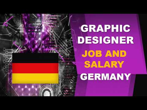 Graphic Designer Salary In Germany - Jobs And Wages In Germany