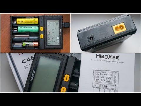 Обзор MiBOXER C4