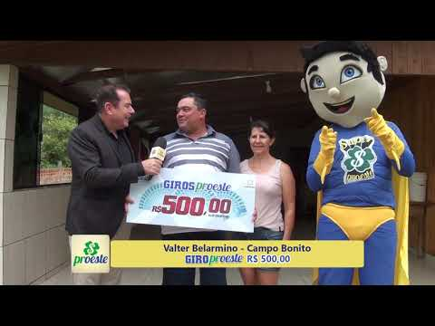 Valter Belarmino Giro Proeste 24.11.2019 - Campo Bonito