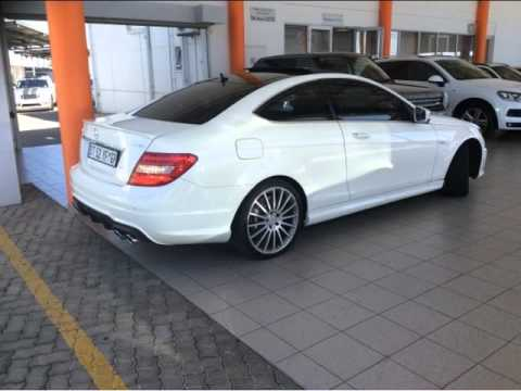 2012 mercedes benz c class c63 amg coupe auto for sale on auto trader south africa youtube. Black Bedroom Furniture Sets. Home Design Ideas