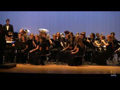Leesville Road High School 9th Grade Band performs Scholastics March on 3/22/2018