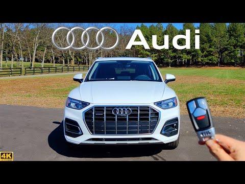 2021 Audi Q5 // LÀM MỚI LỚN cho Sản phẩm số 1 của Audi!
