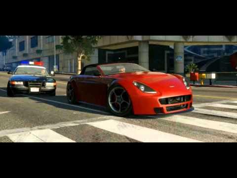 Grand Theft Auto 5 -Hrozná analysis