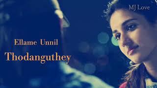 Orey Oru Punnagai Pothum Anbe - M S Dhoni Love Feeling Whatsapp Status
