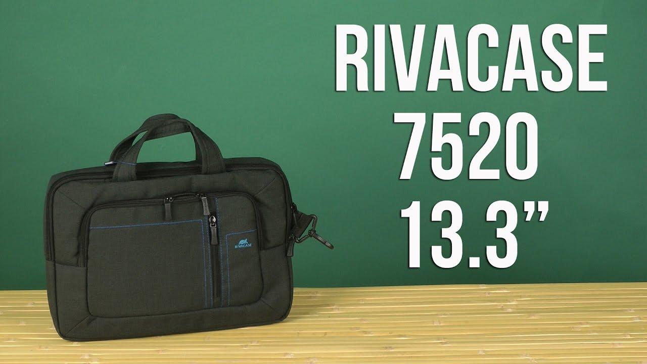Распаковка RivaCase 7520 13.3