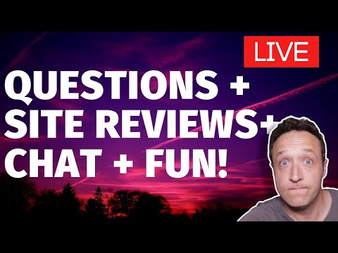YOUR QUESTIONS X SITE REVIEWS X CHAT X FUN - LIVE