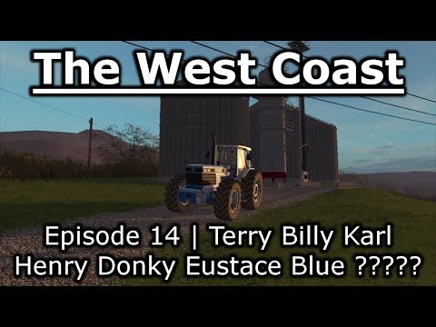 The West Coast Seasons | 14 | What's in a Name? | Let's Play Farming Simulator 17 More Realistic!