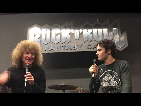 Q/A with drummer Tommy Aldridge 2018