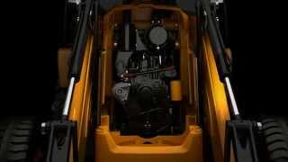 JCB Backhoe Loaders - Most fuel efficient backhoe loaders on Earth