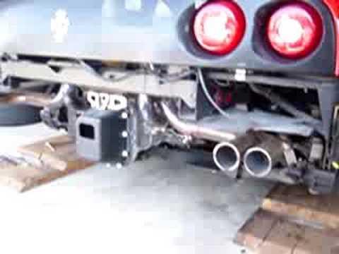 Ferrari 360 maintenance