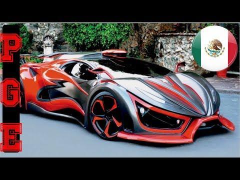 10 Increíbles autos creados en Latinoamérica y España